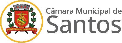 Logo Câmara Municipal de Santos